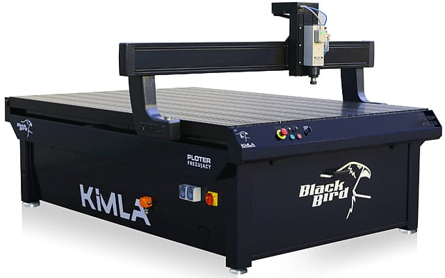 Frezarka CNC KIMLA BlackBird 2125