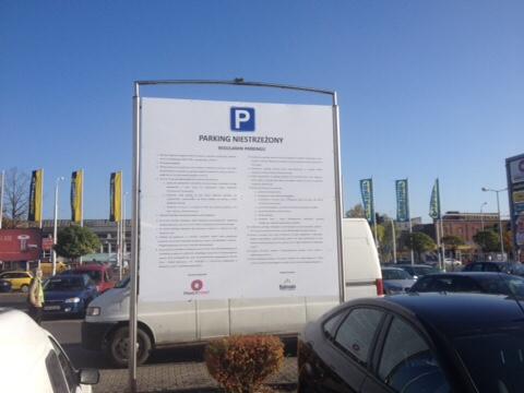 tablice reklamowe nicoart Wrocław