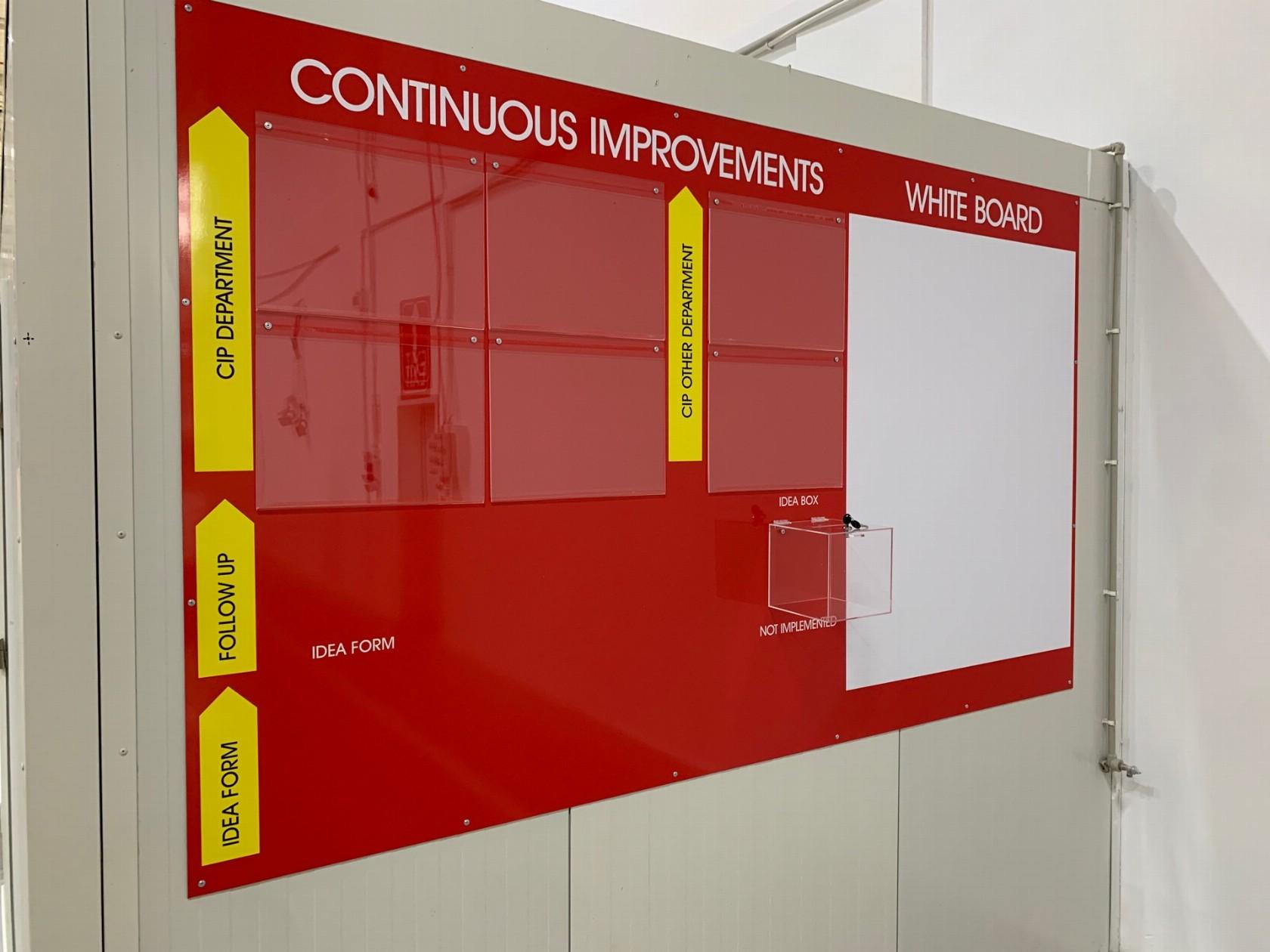 Tablice informacyjne produkcja montaż